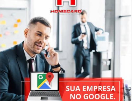 Sua Empresa no Google