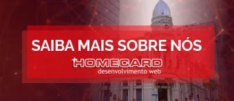 Homecard Sites em Juiz de Fora-MG
